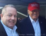 "Donald Trump's ""Make America Great Again"" cap, via Twitter"