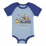 The Disneyland 60th Infant Bodysuit; image via CPSC