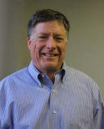 John Gibbons, sales executive for Hub Pen Company