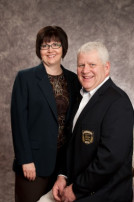 Fred and Suzette Albrecht, owners of Proforma Albrecht & Co.