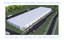 The new ETS Express Inc. facility in Concord, N.C.; Image via ETS Express