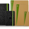 Evernote-branded Moleskine notebooks; Image via Evernote