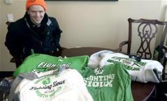UND Fighting Sioux merchandise; Image via Twitter