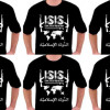 ISIS T-shirt sold from Indonesia; Image via Business of Fashion