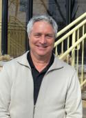 Neal Young, regional sales representative for Vantage Apparel