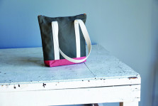 City Cut and Sew Tote Bag from Numo