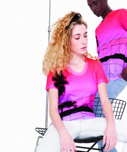 American Apparel's S/S T-shirts.