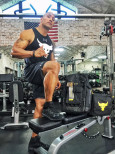 Dwayne 'The Rock' Johnson and Under Armour's 'The Rock' collection; Image via Forbes
