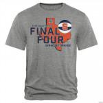 A Syracuse Final Four T-shirt; Image via The PostGame.com