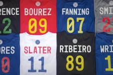 World Surfing League apparel; Image via WWD