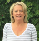 Coleen Sylvester, regional sales representative for Vantage Apparel