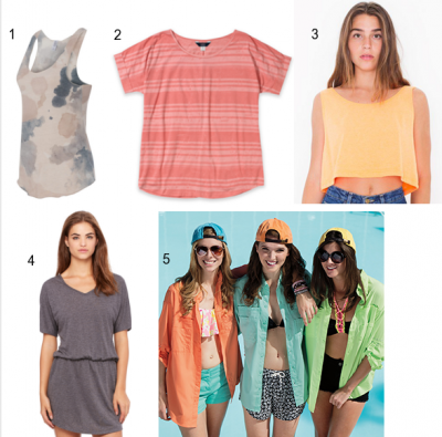 Festival Fashion-Tops