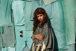 H&M's World Recycle Week campaign featuring M.I.A. (Image via H&M)