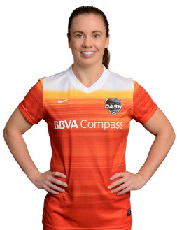 Image of Houston Dash 2016 Women's Uniform;