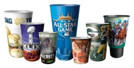 A variety of Dynamic Drinkware products. (Image via Dynamic Drinkware)