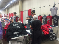 Ted Cruz merchandise was a hit at the Texas GOP convention. (Image via Dallas Morning News)