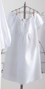 Saro Trading Co. is recalling its children's nightgowns after they did not meet federal flammability standards. (Image via CPSC)