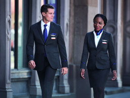American Airlines pilots have joined the fight against the company's new uniforms. (Image via American Airlines)