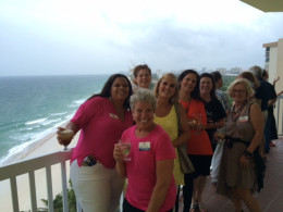Distributors and suppliers had the chance to meet in Fort Lauderdale, Fla., as
