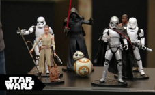 """Licensed merchandise sales, like these """"Star Wars"""" toys, are up $10 billion over last year. (Image via Twitter)"""