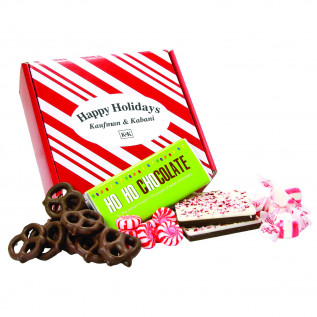 Holiday Heaven Box from Chocolate Inn/Taylor&Grant