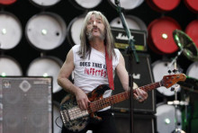 Harry Shearer, creator and star of 'This Is Spinal Tap' is suing the studio over merchandise profits. (Image via Reuters)