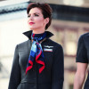 More than 1,600 American Airlines employees have complained that their new uniforms caused hives, rashes, headaches and more. (Image via USA Today)