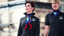 More than 2,000 American Airlines employees have complained that their new uniforms caused hives, rashes, headaches and more. (Image via USA Today)