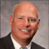 Chuck Hammond, president and CEO of Raining Rose Inc., received the Cedar Rapids Metro Economic Alliance's Howard Hall award.
