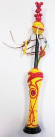Feld Entertainment is recalling its light-spinner toy wands due to injury hazard. (Image via CPSC)