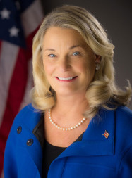 CPSC named Ann Marie Buerkle as acting chairman. (Image via CPSC)