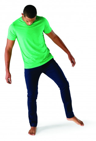 End-users want promotional T-shirts that can move with them, like this one from TSC Apparel. (Image via TSC Apparel)