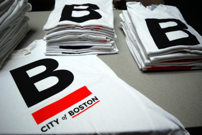 The city of Boston is starting a promotional products campaign to appeal to residents. (Image via the Boston Herald)