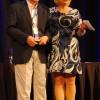 Jon Smith received the 2016 Vernon Account Executive of the Year award.