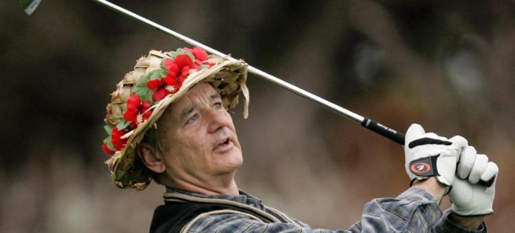e2ce1e4c7c1f9 Bill Murray Unveils Spring Golf Apparel Collection. (Image via The  Telegraph)