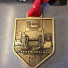 London Marathon medal