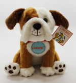 Douglas Company Inc. is recalling three plush toys due to a choking hazard. (Image via CPSC)