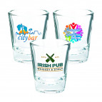 Drinkware that is used at bars and restaurants is great for leaving impressions.