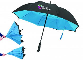 promotional umbrellas golf giveaways Peerless Umbrella