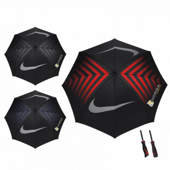 promotional umbrellas golf giveaways BIC Graphic