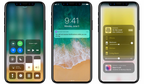 Forbes published these images of what likely will be the iPhone 8. (Image via Forbes)