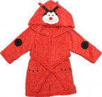 Kreative Kids is recalling its children's robes after they failed to meet flammability standards. (Image via CPSC)