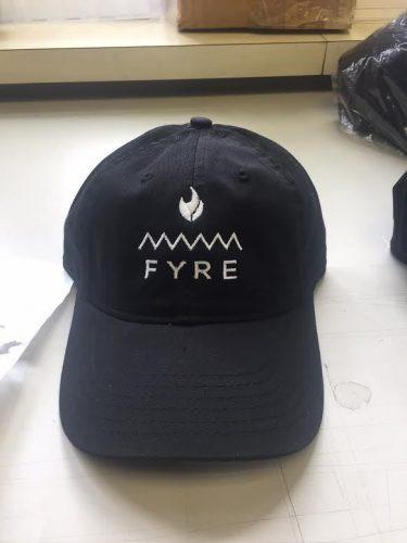 Frye Festival merchandise