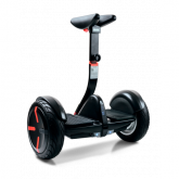 Researchers found that you can hack the Segway MiniPro via Bluetooth.