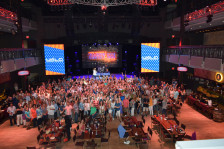 HALO Branded Solutions held its National Sales Meeting in Nashville, Tenn.