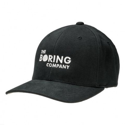 "Elon Musk launched his ""world most boring hat."""