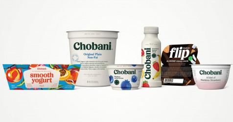 Chobani Rebranding