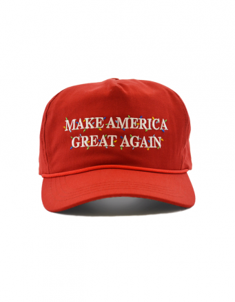Here s the New Christmas-Themed  Make America Great Again  Hat ... 00ffe4b68e0e