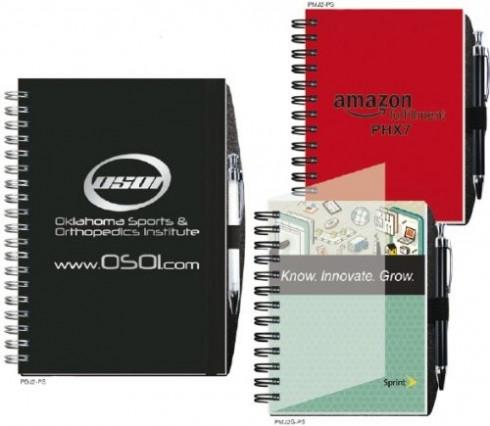 Drum-Line promotional journals