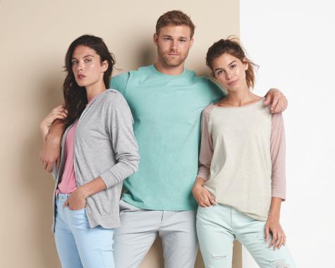 Delta Apparel promotional T-shirts
